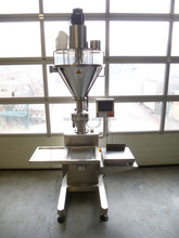 Semi Automatic Powder Filler