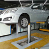 hydraulic car lift for car washing DT-100X