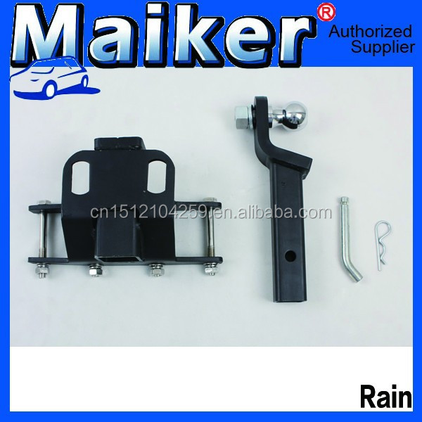 Rear Tow Bar Tow hooks For Jeep Wrangler JK 2007-2014 4*4 auto accessories from maiker