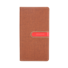 Universal upper and lower push plate leather heat proof phone case cover