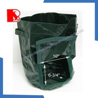 plastic containers for plants vegetable, flowers and green house cover