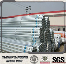bs1387 45mm od class a b c galvanized steel pipes g i pipe