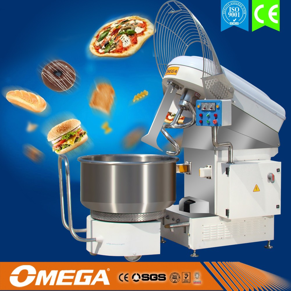 Factory direct sale double speed dough kneader, bread making machine, trade assurance, CE & ISO