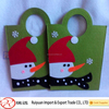 lovely felt Christmas bag with snowman picture
