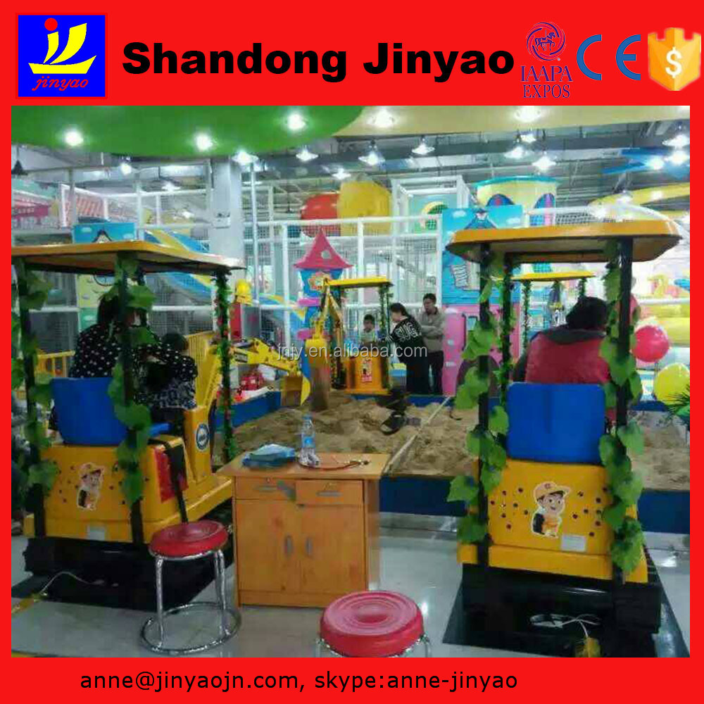 hot sale kids log gripper used on play ground, garden and shopping mall