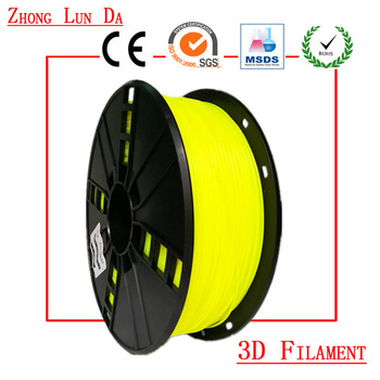 2017 The best-selling 3d printing consumables , PLA 1.75 / mm filament 3d printer filament and 3d printing pen filament