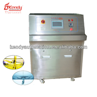 full automatic water and oil filler for food