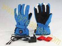 Winter Outdoor Sports Waterproof Ski Snowboard Electrical Heating Gloves