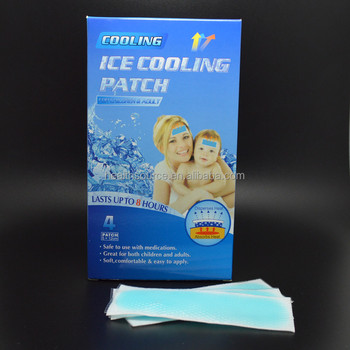 no side effects cooling patch for hot flashes