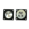 20mm 8 ohm 2w square mini speaker with ceiling mount