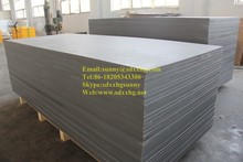 Large black plastic blocks/wear resistant hdpe sheets/super slippery hdpe boards