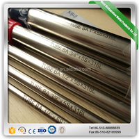 Raw Marterial Inch Diameter Stainless Steel Pipe Tube Grade 309S Price Per ton
