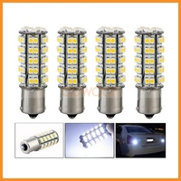 1156 68smd 3528 led Reversing Lamp Turn Signal Light BA15S Auto LED Bulb