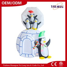 raz christmas decor The penguin family is on the ice house best selling christmas gifts 2016