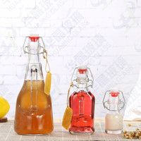 100ml 250ml 500ml Glass Bottle With