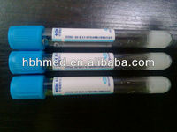 PET blood collect prp kits used for skin regeneration