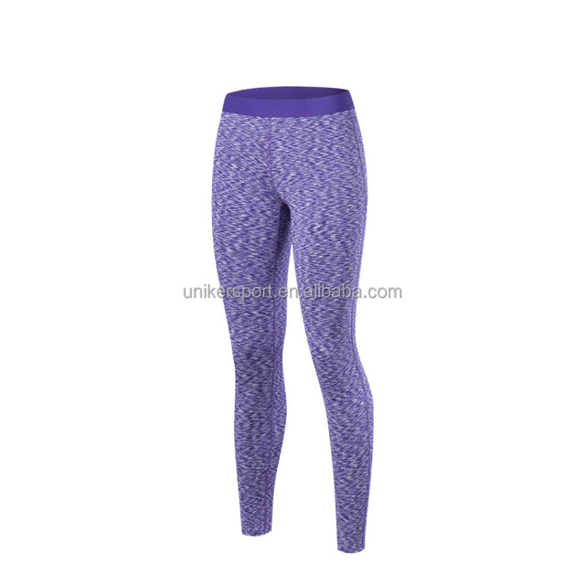 2017 New fashion colors camouflage 9 points women sport fitness pants