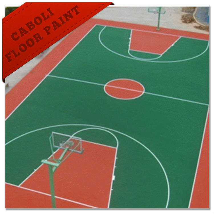 China wholesale acrylic sport floor spray paint msds
