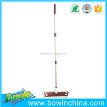 dust flat cleaning mop with flexible handle