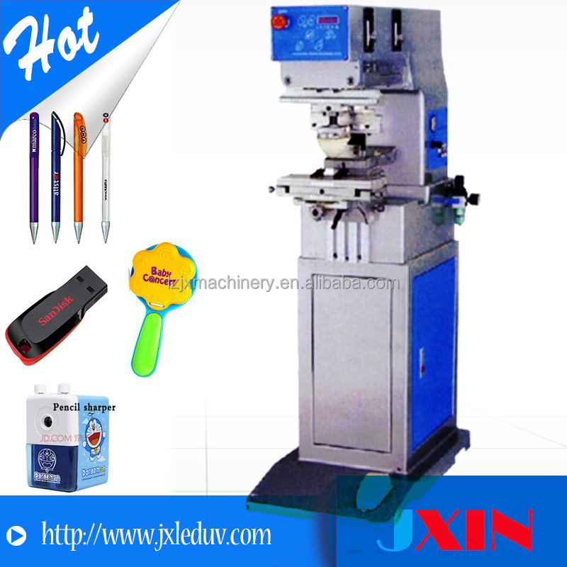 2016 manual pneumatic watch dial manual pad printing tampografia machine