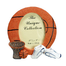 Basketball Design Handmade Photo Frame