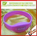 OEM Logo Silicone Material With RFID Silicone Bracelet