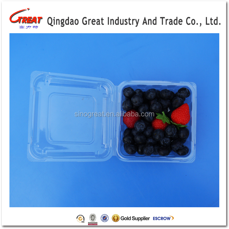 design plastic dry fruit packaging trays
