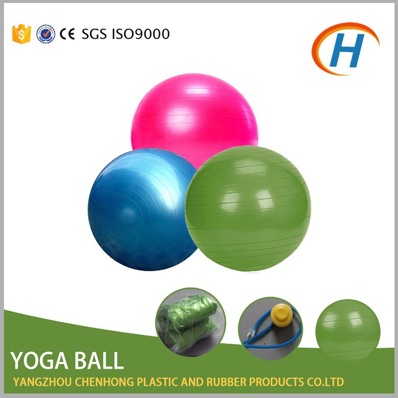 Muscles yoga ball equipment , exercise balls sample , Adults/Kids playing balls