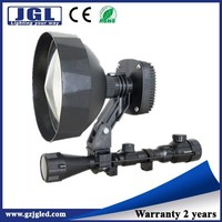 JG-NFGH Weapon spoting light gun light Luminous 3500lm riflescopes search light