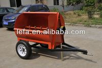Hot sell farm tractor fertilizer drop spreader