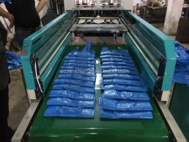 recycled plastic bag making machine with best design(Xinshun Brand)