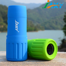 JAXY hot sell color pocket mini telescope monoclar 7x18 for spotting golf monocular monocular display