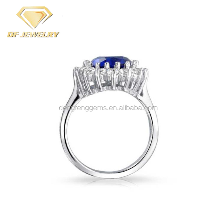 Sapphire Price Per Carat Gemstone Jewelry Ring
