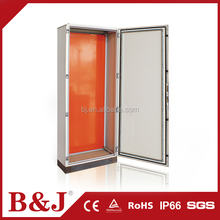 B&J Explosion Proof Outdoor Cable Distribution Box / Electrical Floor Standing Cabinet