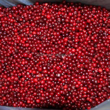 China Hot Sale Red Frozen Lingonberry with Good Quality from Factory 2017