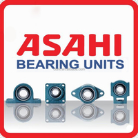 asahi agricultural machinery insert ucf uct ucfl ucp uc214 pillow block bearing 214