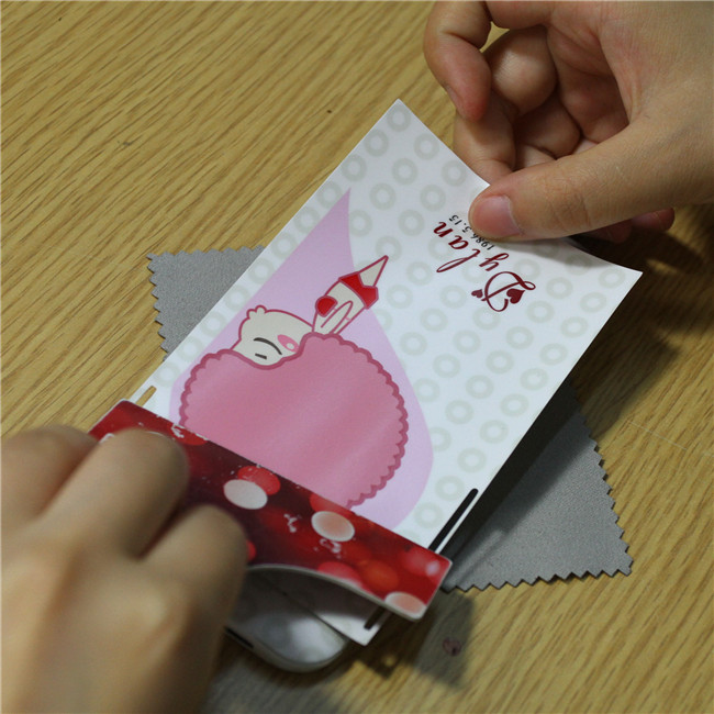 For One Plus Phone Skin Sticker Printing Cutting Machine