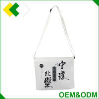 Wholesale promotional printing Logo fabric pp nonwoven bag Customized reusable shopping tote laminated bag