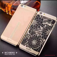 Beckberg Rhinestone Case For iPhone 6 4.7'',Beckberg Zero Series PC With Diamond Back Case Cover For iPhone 6 PBB-002