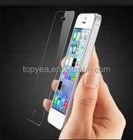 0.2mm Clear for iPhone 5 Glass Screen Protector