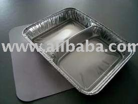 aluminium foil lunch box,
