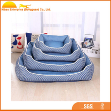 Custom high quality pet dog bed