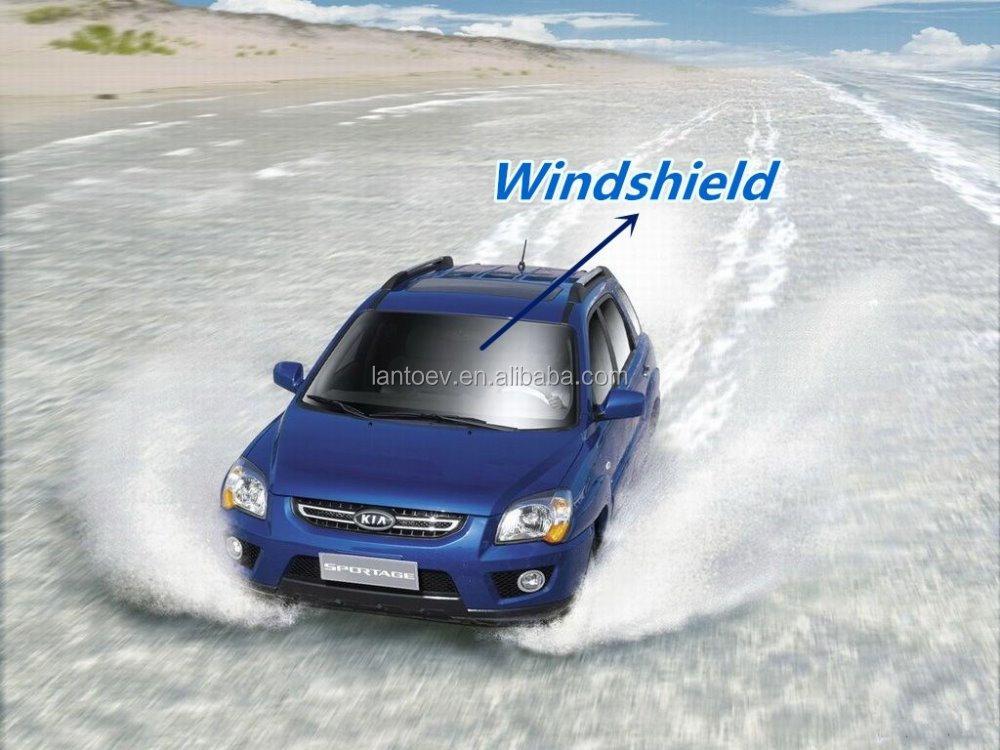 Factory Direct Sale car windshield for Sportage with CCC, ECE, DOT, ISO/TS16949:2009