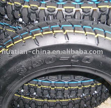 Low price ISO9001:2000 quality motorcycle tire and tube