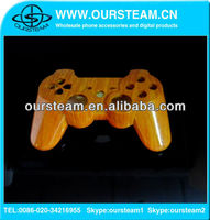 CUSTOM HYDRO DIPPED WOOD GRAIN FOR PS3 WIRELESS CONTROLLER