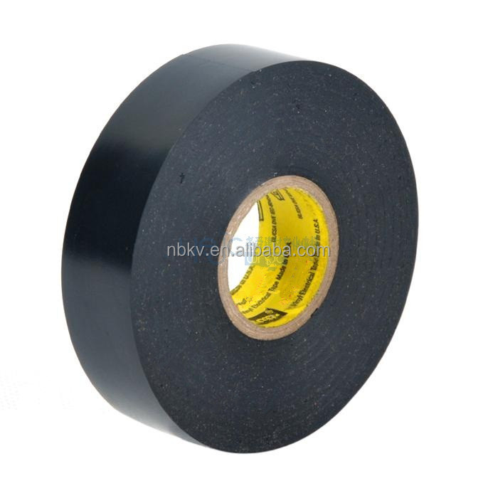 UL/CE/BSI/CSA Approved PVC Plastic Insulation Electric tape