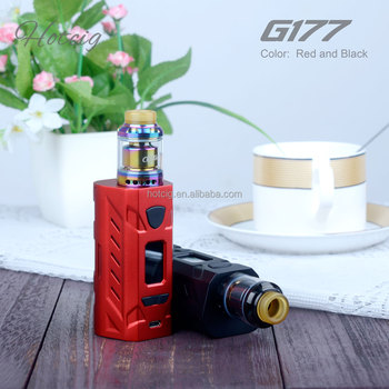 New arrival Hotcig box mod G177 Mod with competitive price