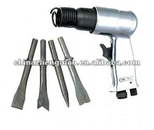 150mm air chisel with aluminum body