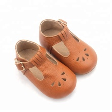 T bar Shoes Leather Baby Dress Shoes Flat t Bar Mary Jane Baby Girl Shoes