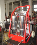 BD CQ diesel fuel oil tank cleaning machine from China